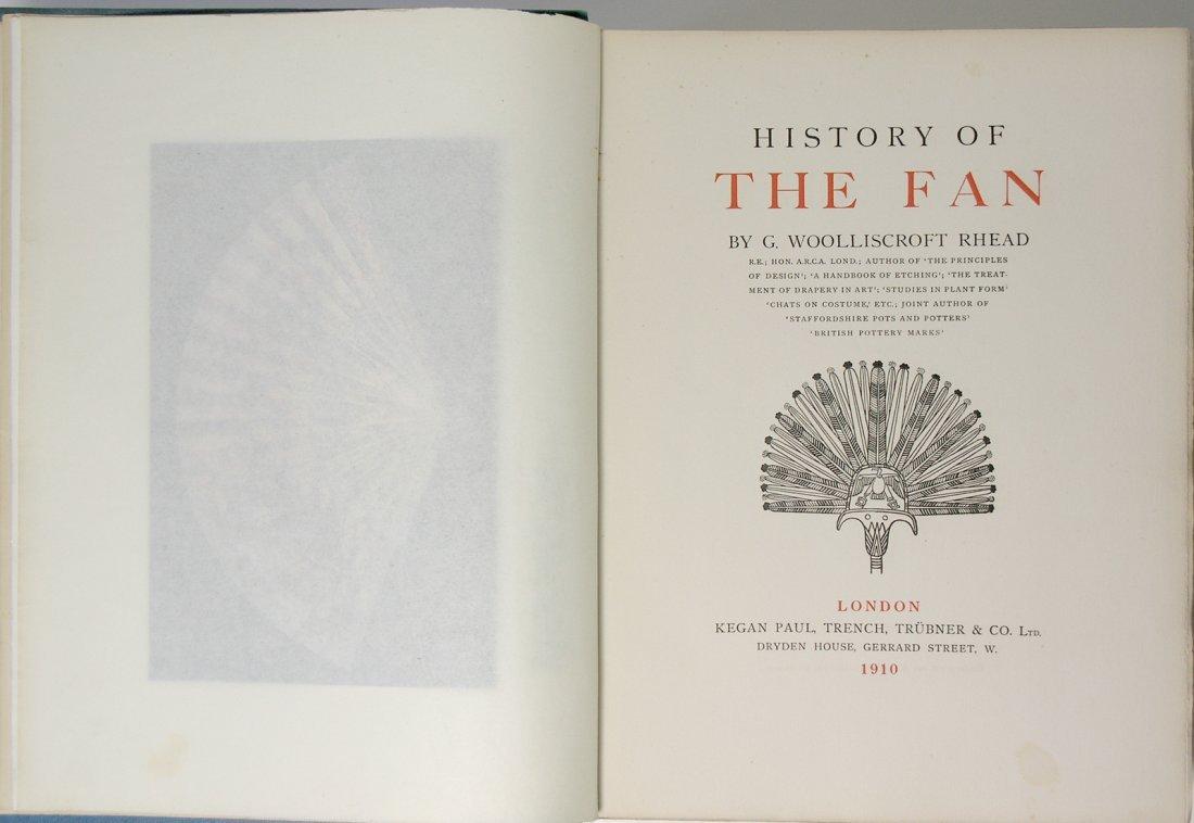 History of the Fan by G. Woolliscroft Rhead - 4