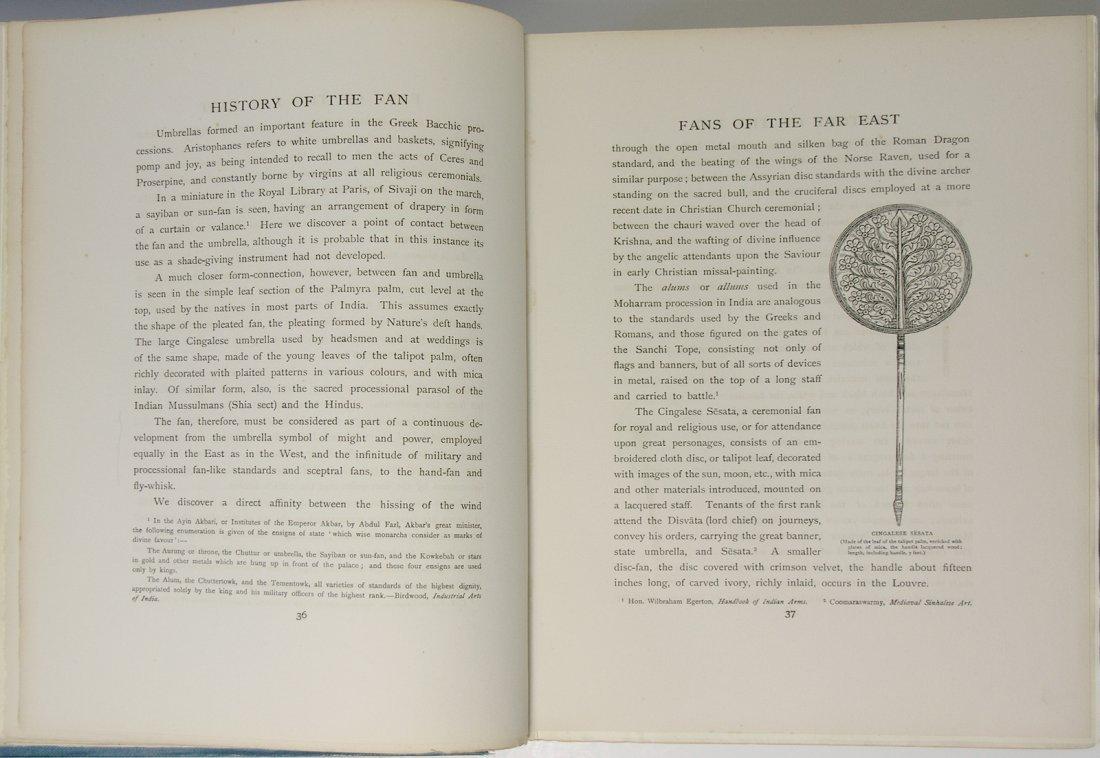 History of the Fan by G. Woolliscroft Rhead - 5