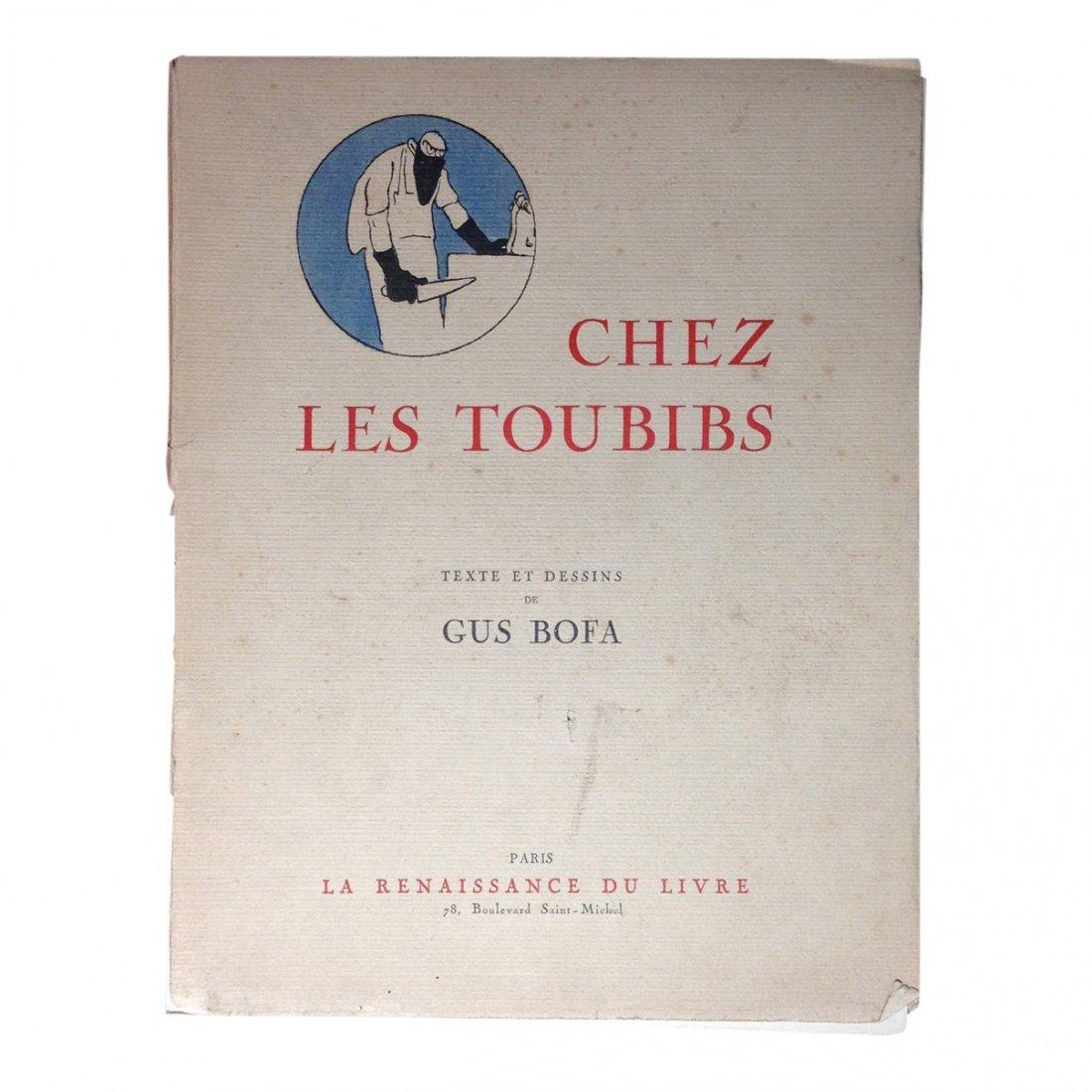 Chez Les Toubibs by Gus Bofa
