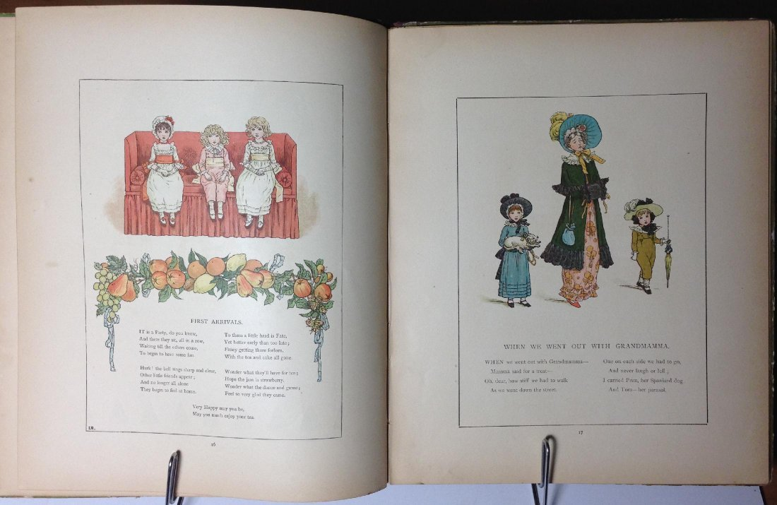 Marigold Garden by Kate Greenaway - 3