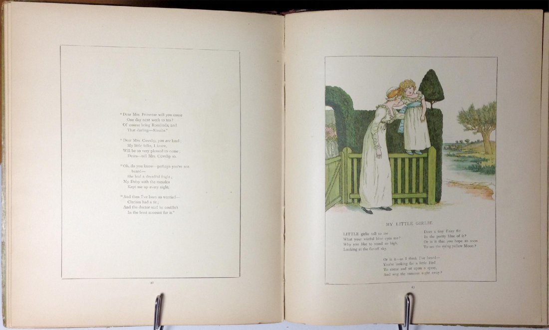 Marigold Garden by Kate Greenaway - 5