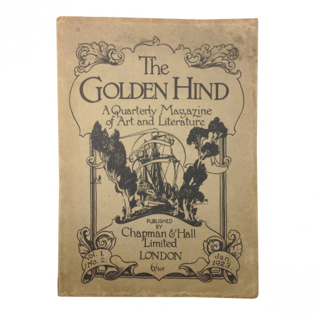 The Golden Hind Volume 1 No. 2