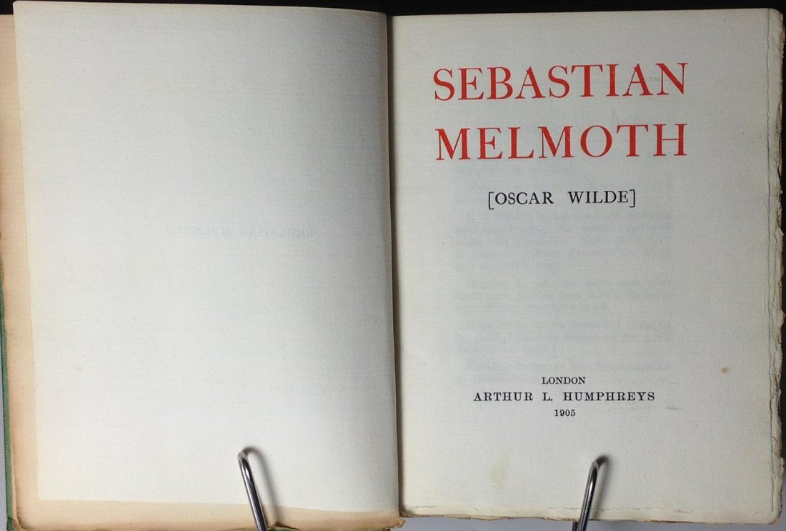 Sebastian Melmoth & The Soul of A Man by Oscar Wilde - 3