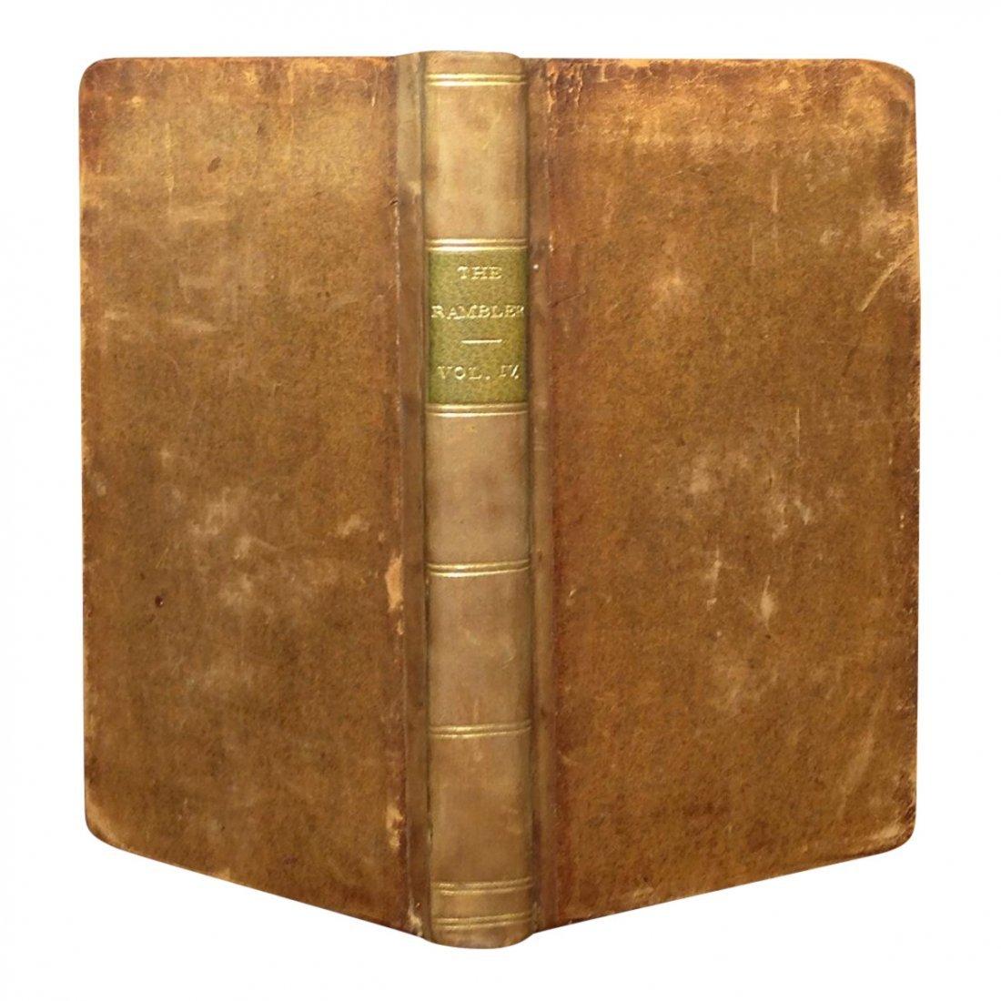 The Rambler Volume IV by Samuel Johnson