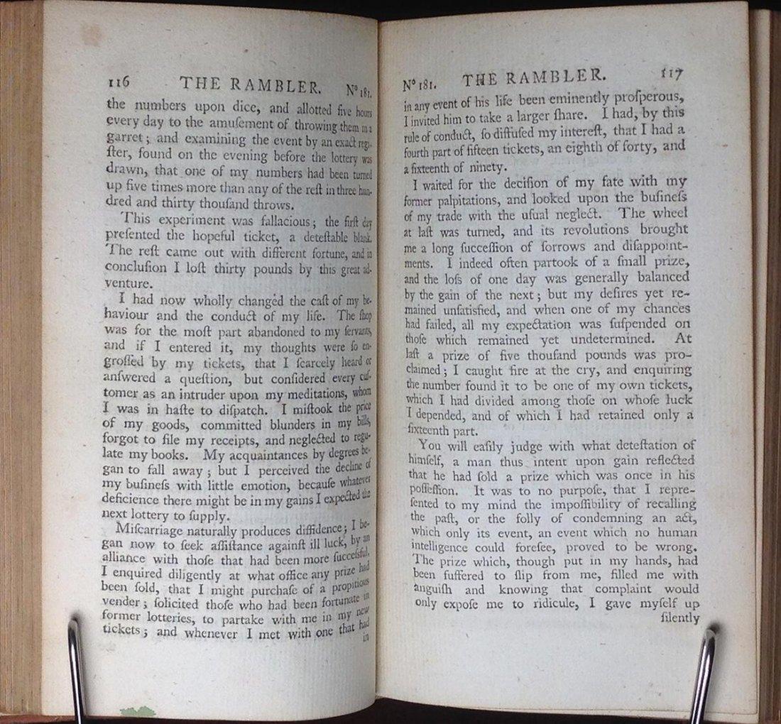 The Rambler Volume IV by Samuel Johnson - 4