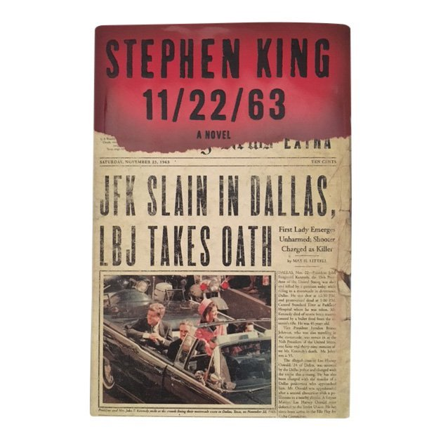 11/22/63 by Stephen King, Signed 2011