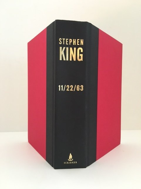 11/22/63 by Stephen King, Signed 2011 - 3