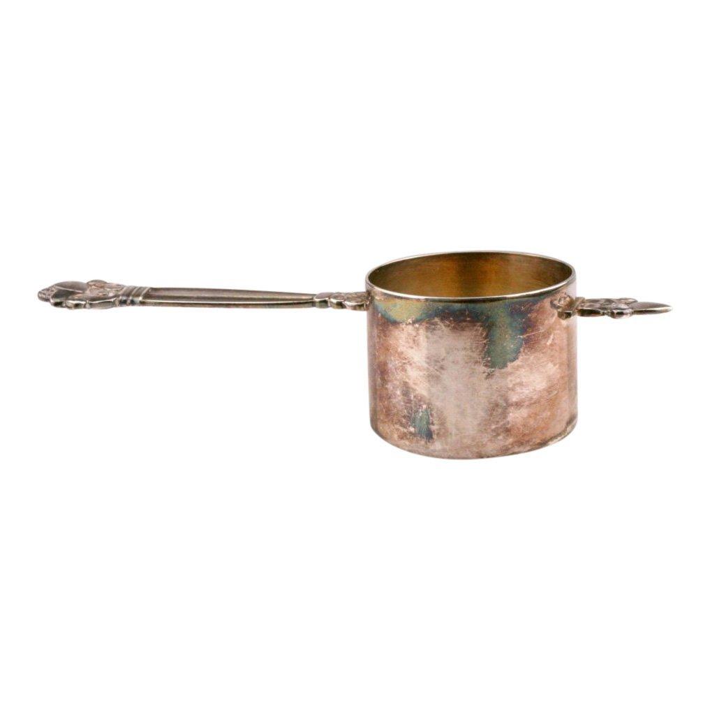 Rare Acorn by Georg Jensen Jigger Cup