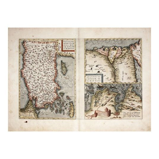 Northern Africa/Middle East 1570