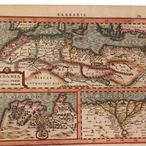 Barbarie, Cloppenberg c.1630