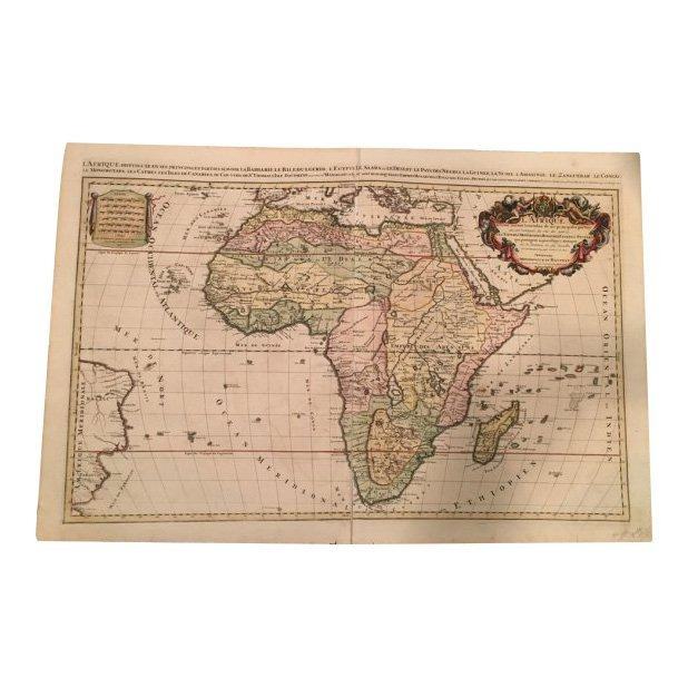 L'Afrique c.1692