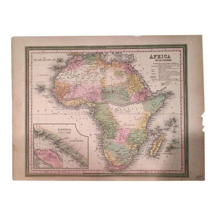 Africa c.1870