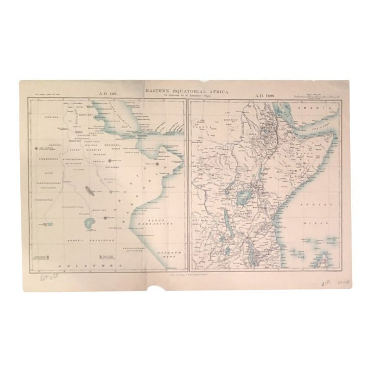 Eastern Equatorial Africa, 1891/RGS