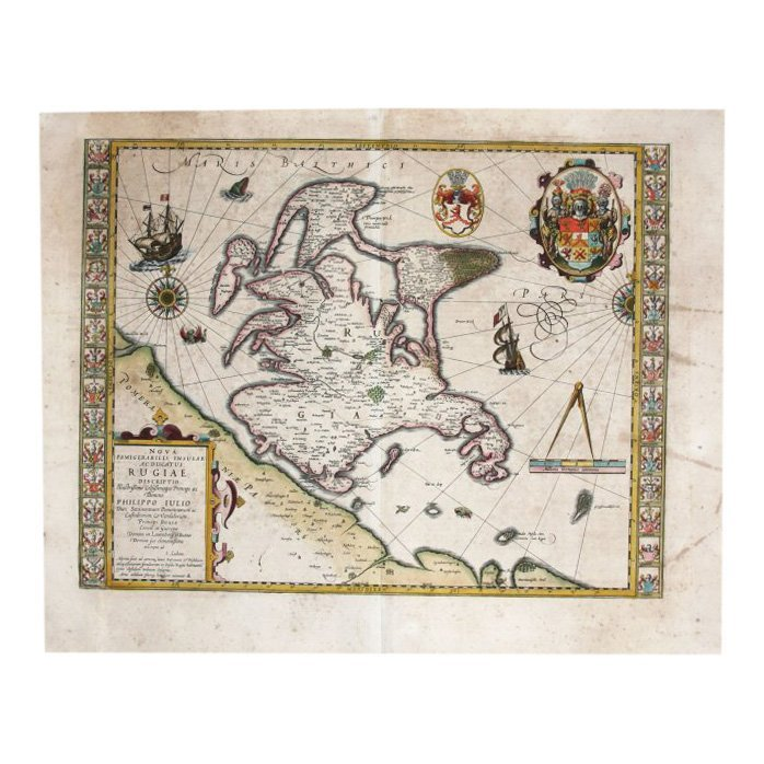 Rugen / Germany 1611