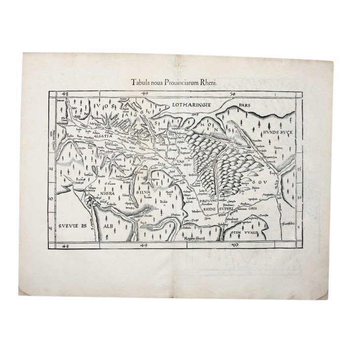 Southwest Germany 1522/1541