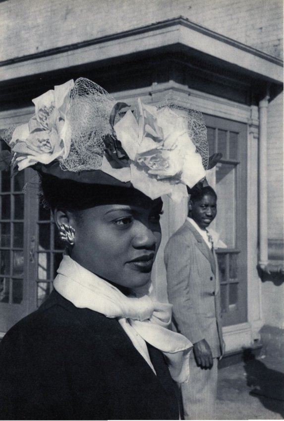 Cartier-Bresson: Easter Sunday in Harlem