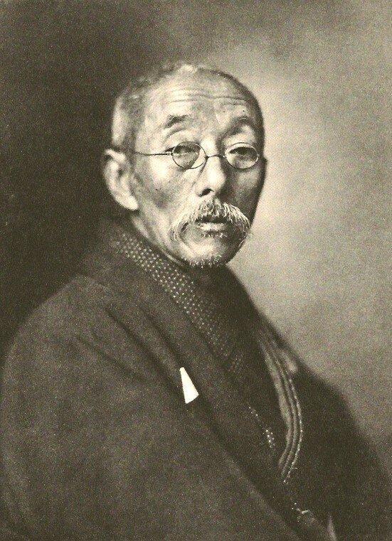Kiyoshi Ezaki: Portrait