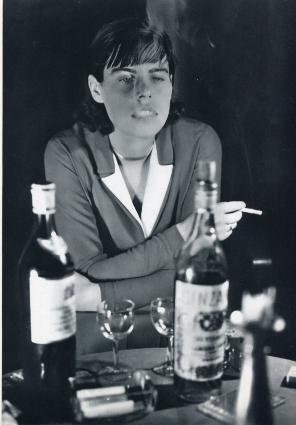 Andreas Feininger: Smoking