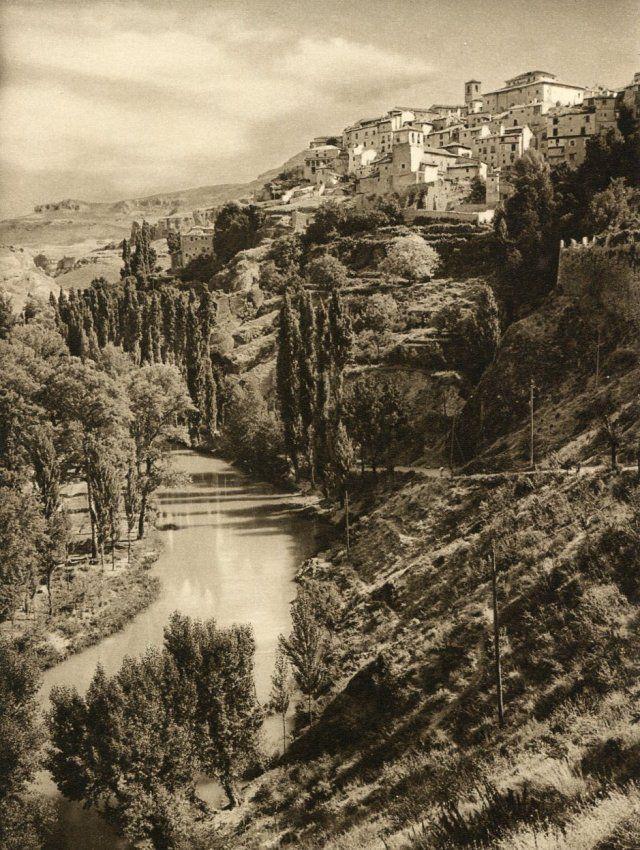 Kurt Hielscher: Guenca, Spain