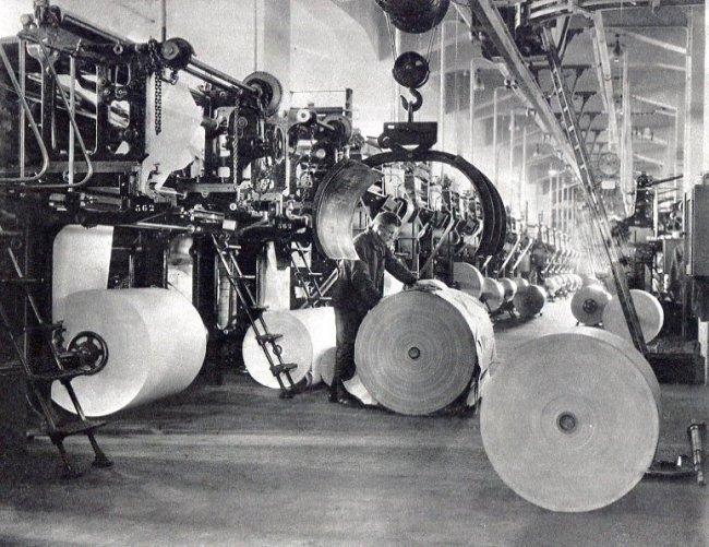E O Hoppe: German Industry