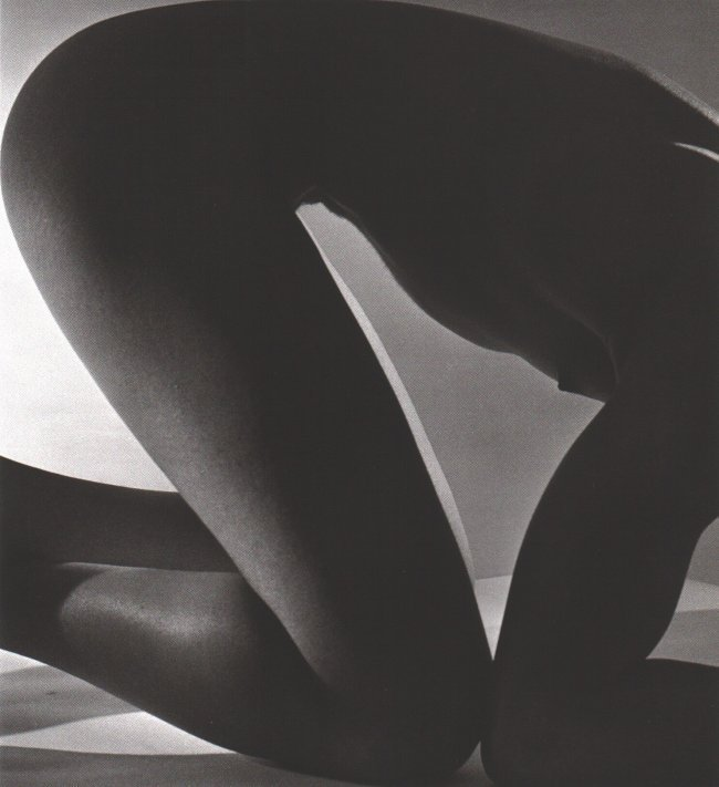 Horst: Crouched 1952