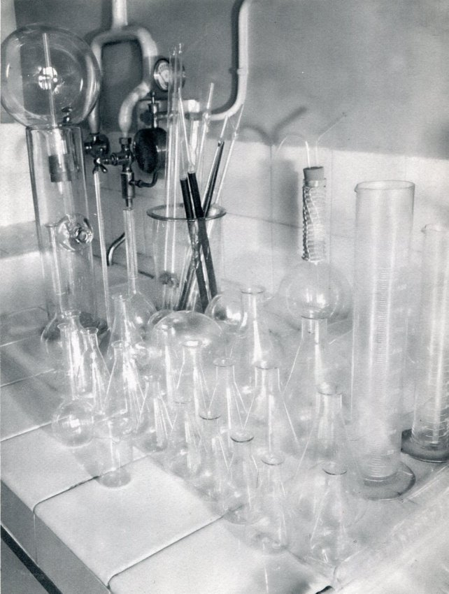 Germaine Krull: Laboratory Glass