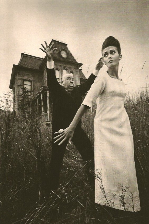 Jeanloup Sieff: Hitchcock