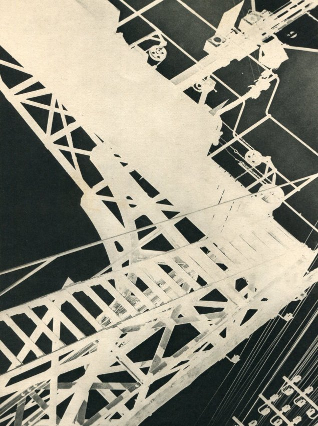 Maurice Tabard: High Contrast