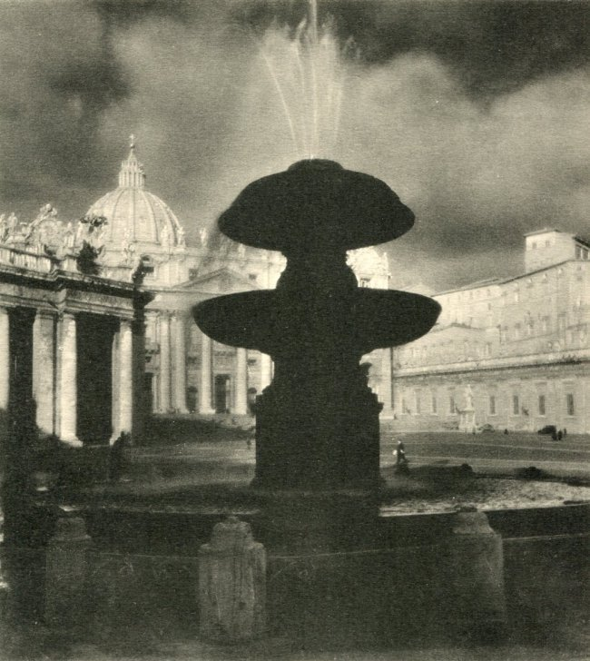 Unknown: Rome - St Peter's Bascilica