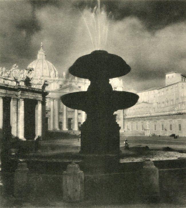 Unknown: Rome - St Peter's Bascilica
