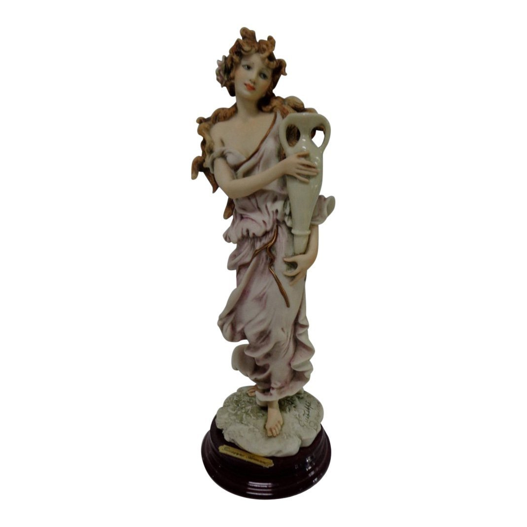 Giuseppe Armani Aquarius Lady Figurine