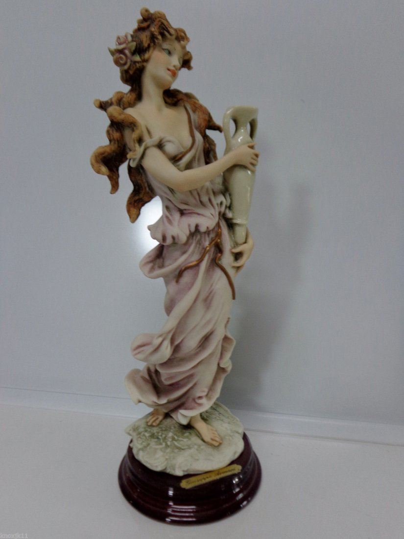 Giuseppe Armani Aquarius Lady Figurine - 3