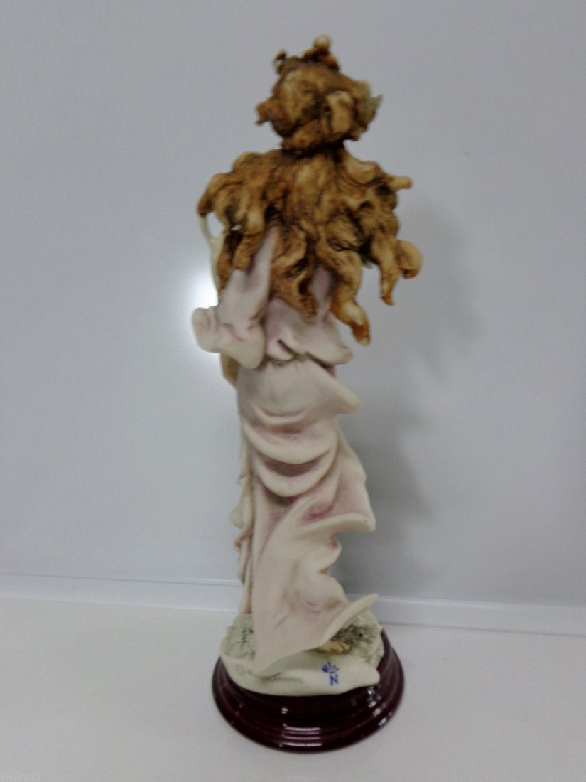 Giuseppe Armani Aquarius Lady Figurine - 4