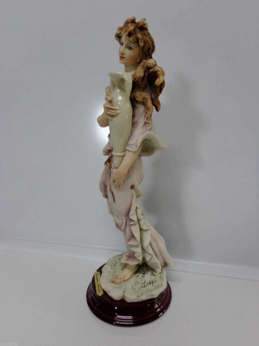 Giuseppe Armani Aquarius Lady Figurine - 6