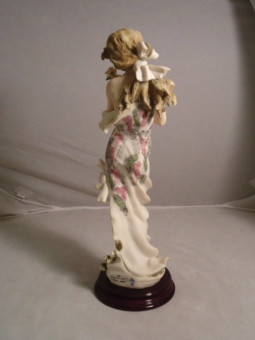 Giuseppe Armani Rose Figurine - 3