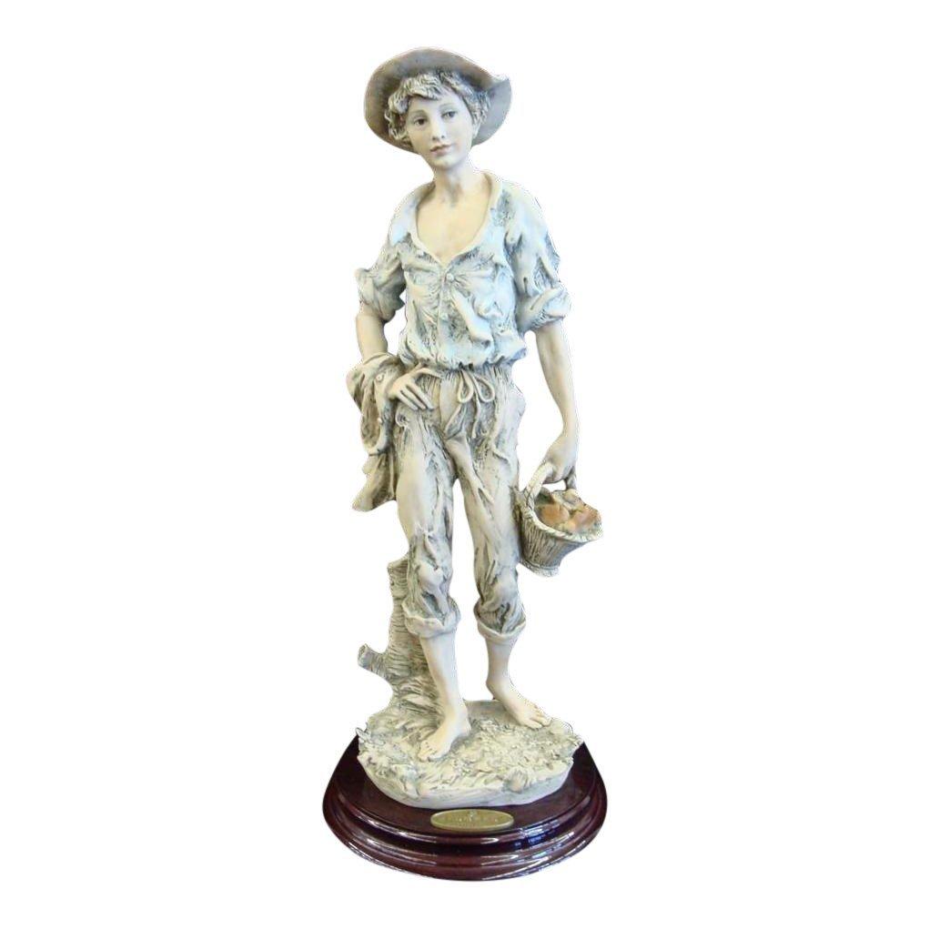 Giuseppe Armani Country Boy Figurine