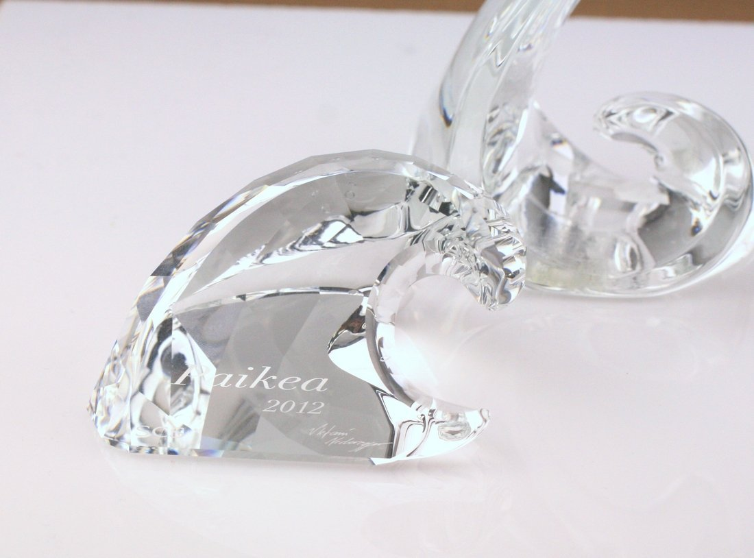 Swarovski Paikea Whale Crystal Figurine - 3