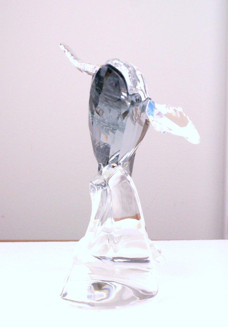 Swarovski Paikea Whale Crystal Figurine - 5