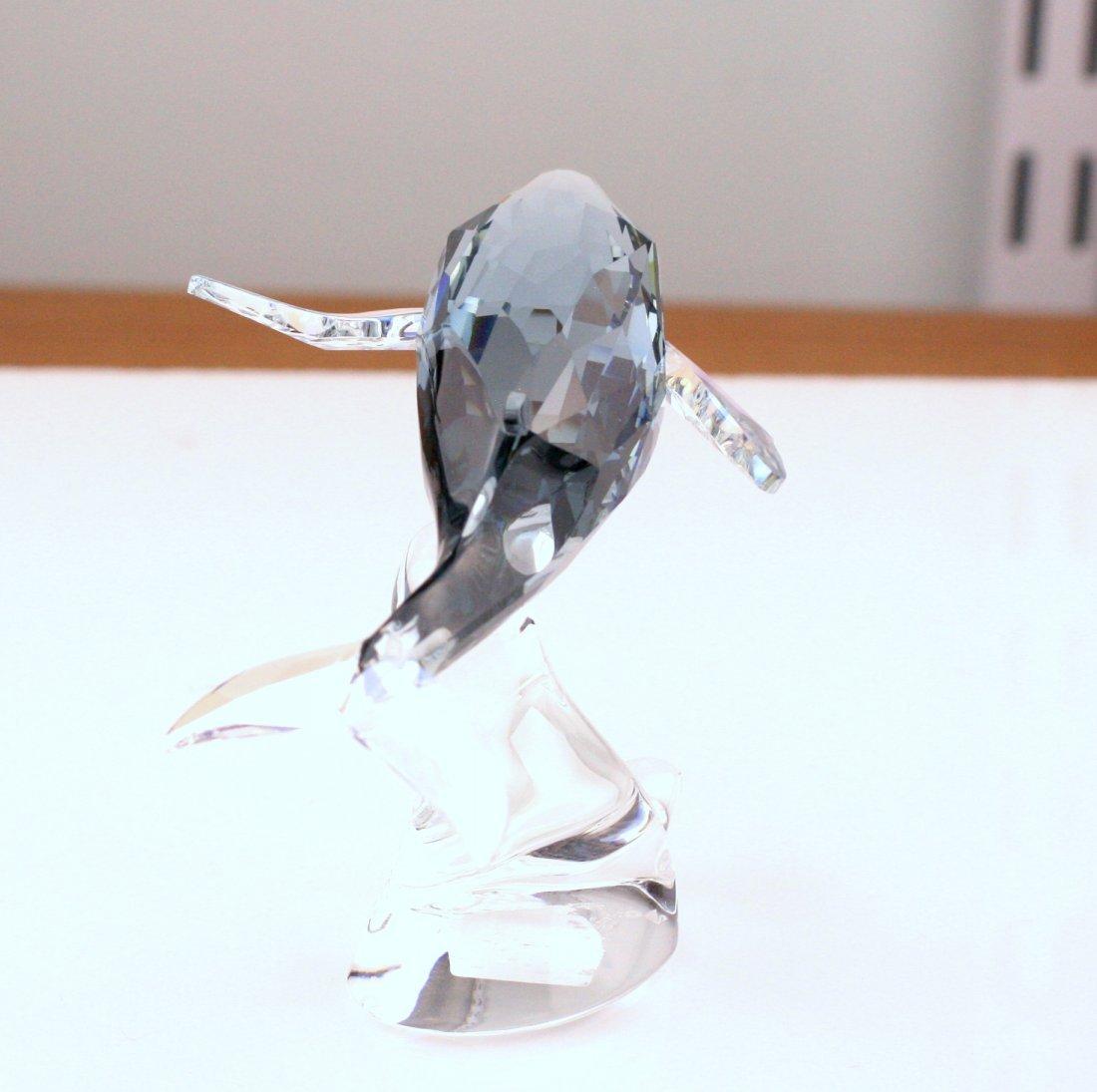 Swarovski Young Whale Crystal Figurine - 4