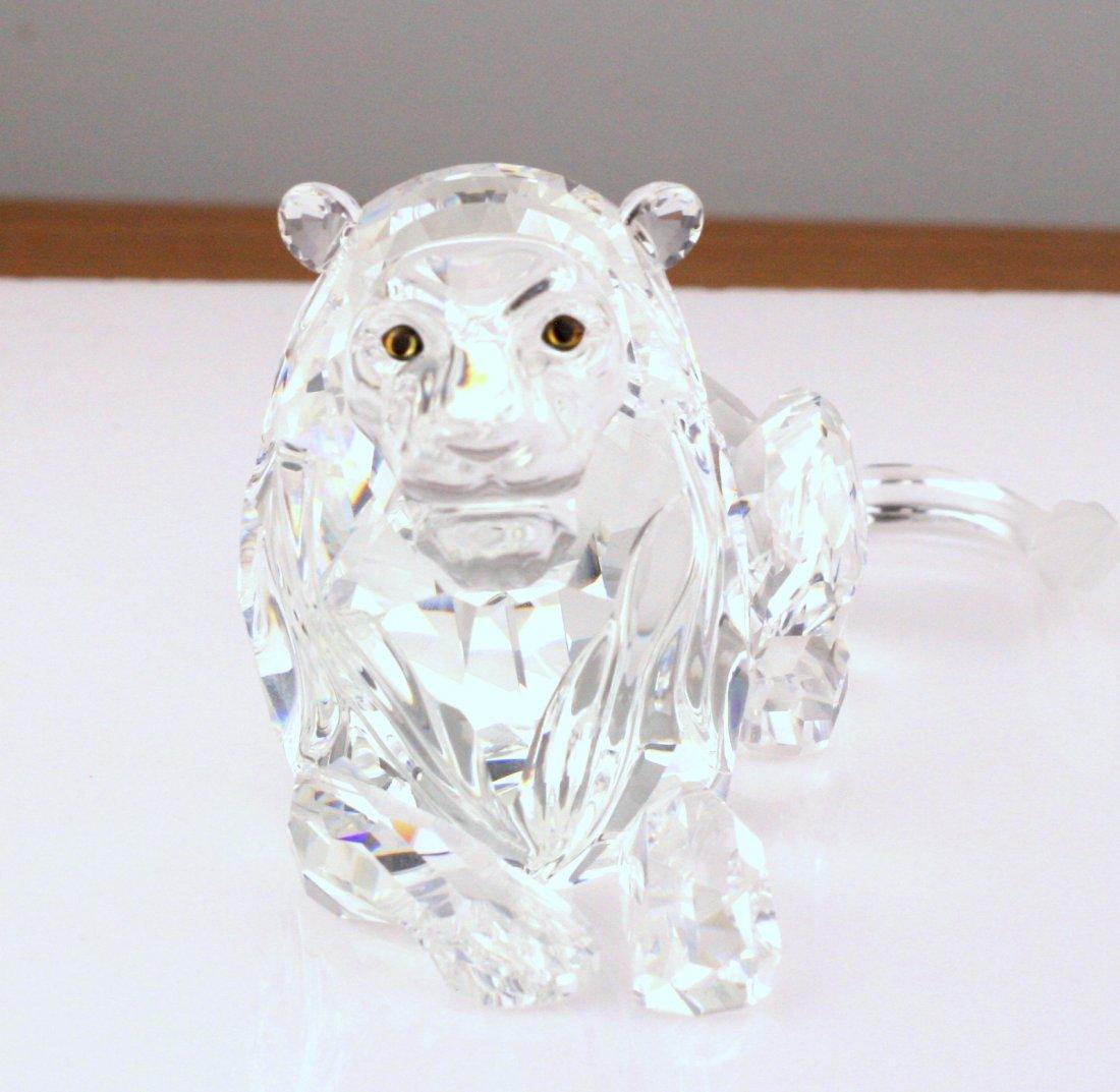 Swarovski Lion Crystal Figurine - 3