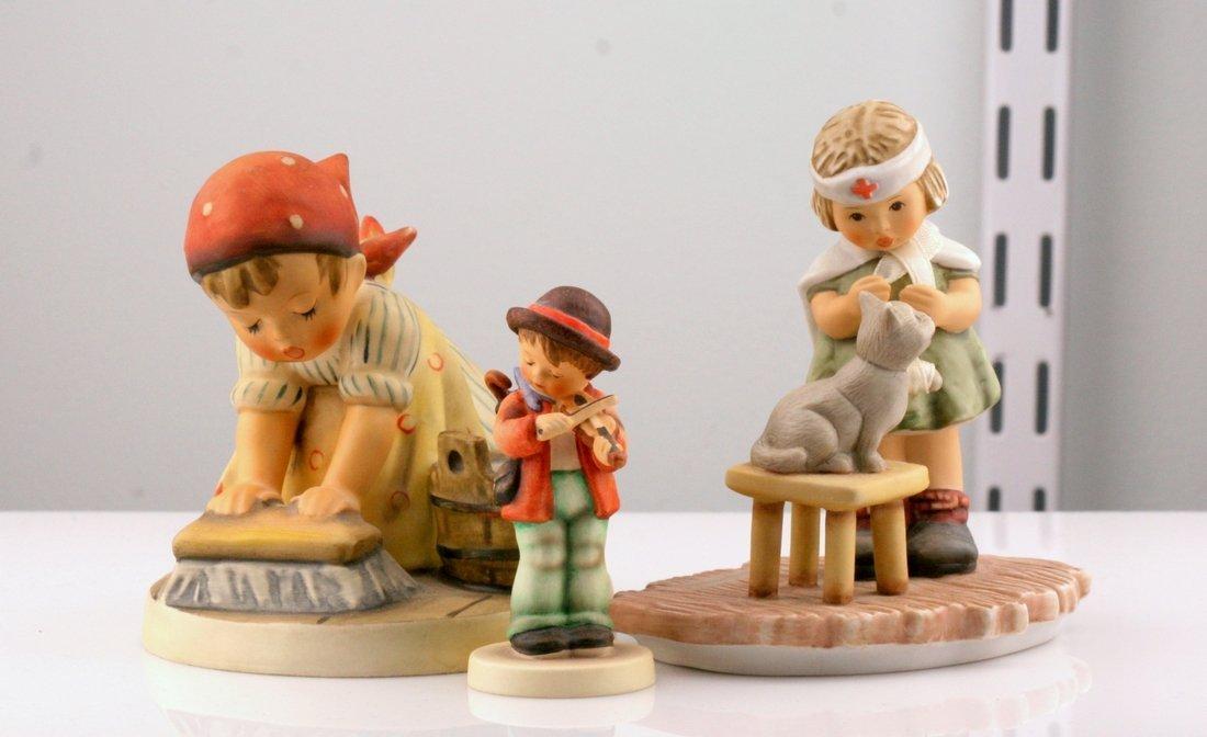 Lot of 5 Hummel & Goebel Figurines - 3