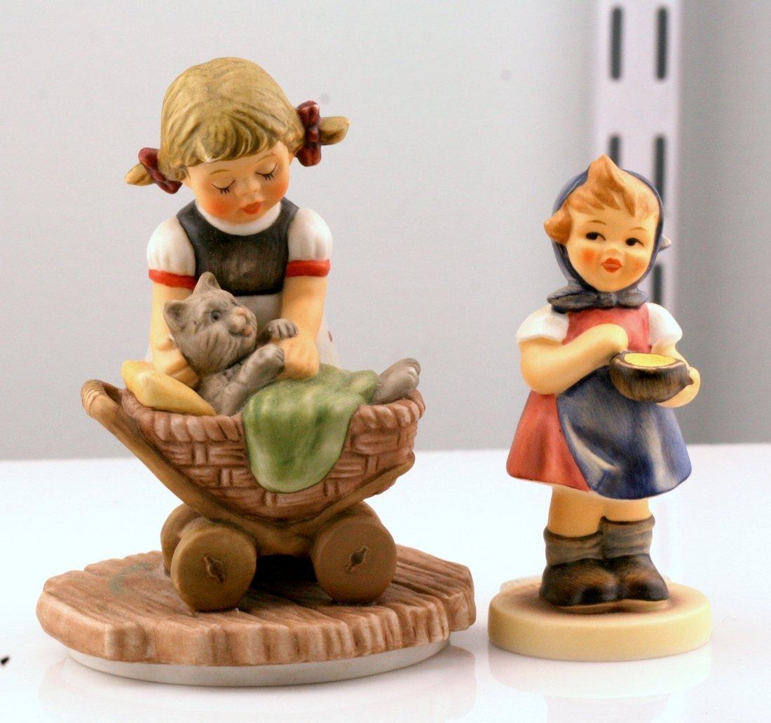 Lot of 5 Hummel & Goebel Figurines - 2