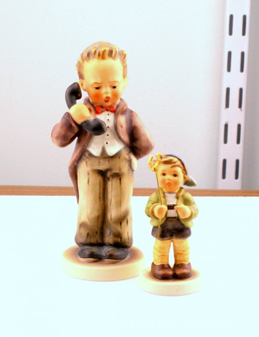 Lot Of 5 Hummel Figurines - 3