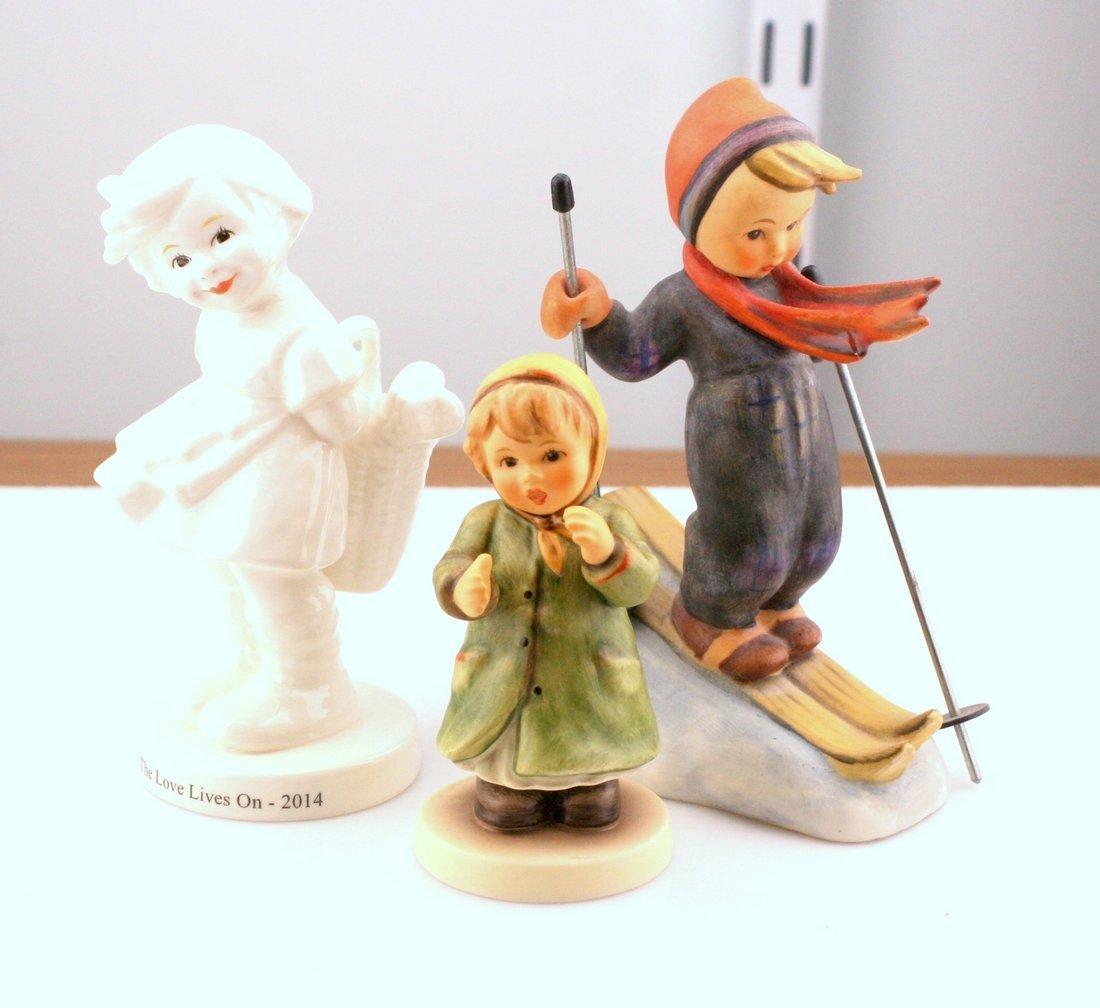 Lot Of 5 Hummel Figurines - 2