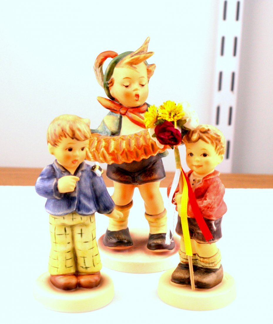 Lot Of 5 Hummel Figurines - 2