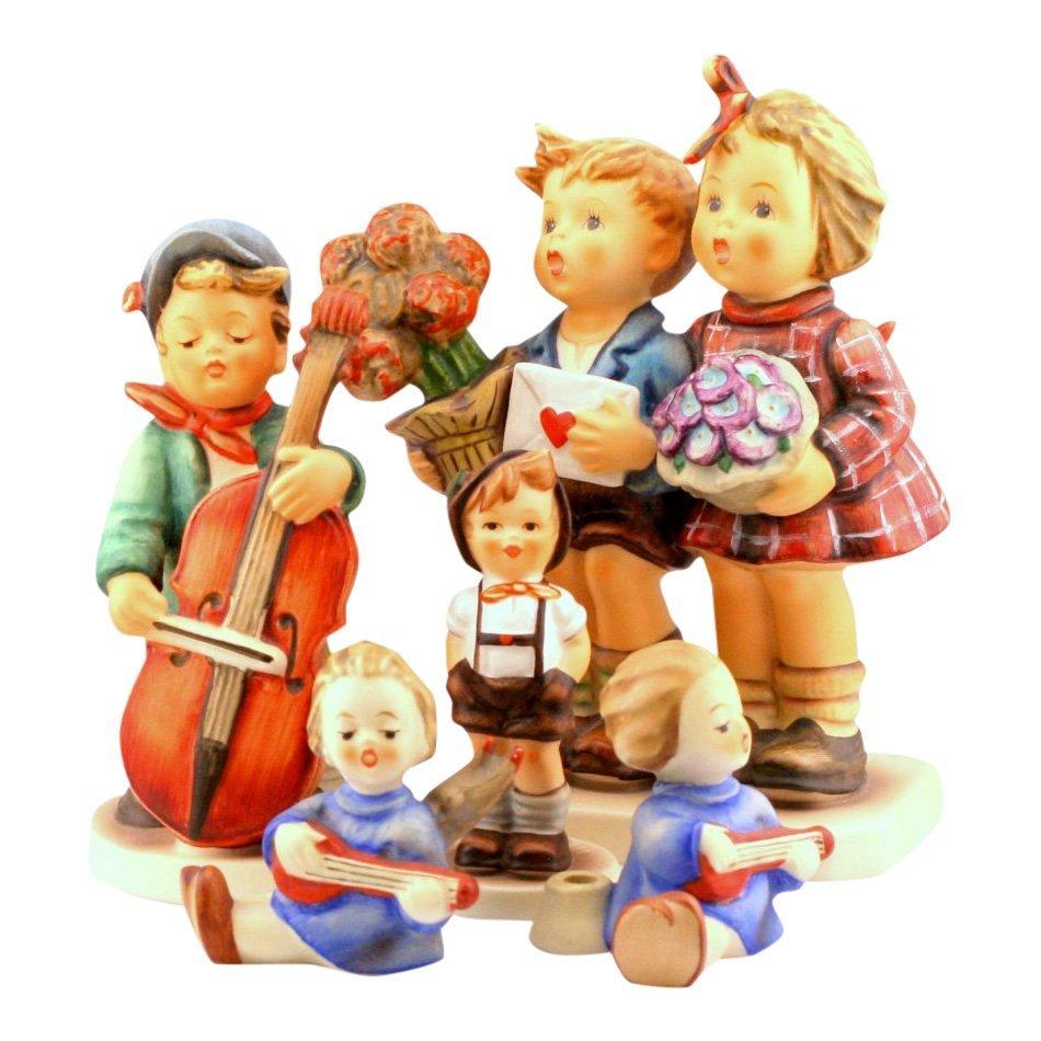 Lot Of 5 Hummel Figurines