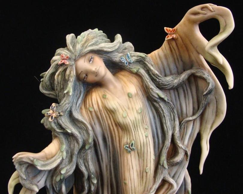 Giuseppe Armani Sprite Figurine - 6