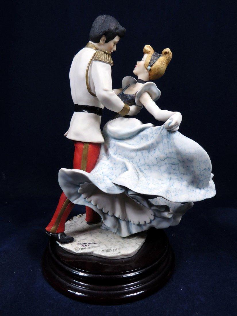 Giuseppe Armani Cinderella and Prince Figurine - 4