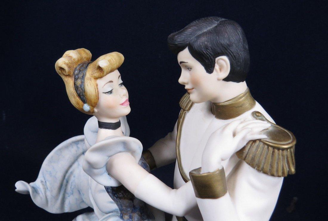 Giuseppe Armani Cinderella and Prince Figurine - 6