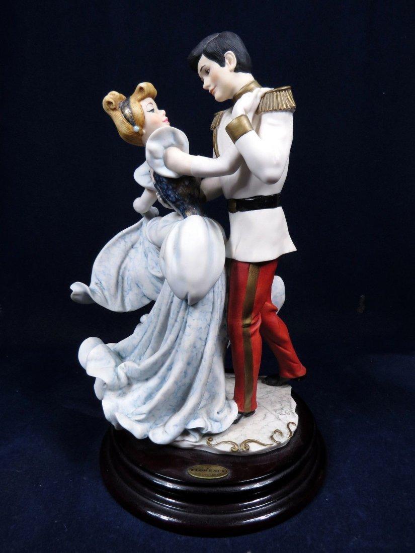 Giuseppe Armani Cinderella and Prince Figurine - 8